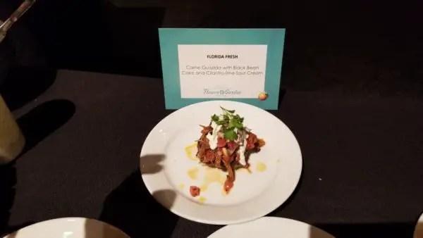 Media Event: The Foods of Disney's Flower & Garden Festival 4