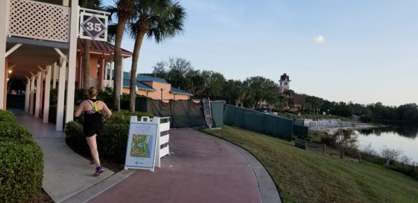 Construction at Disney's Caribbean Beach Resort Update 9