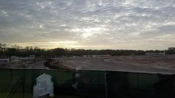 Construction at Disney's Caribbean Beach Resort Update 3