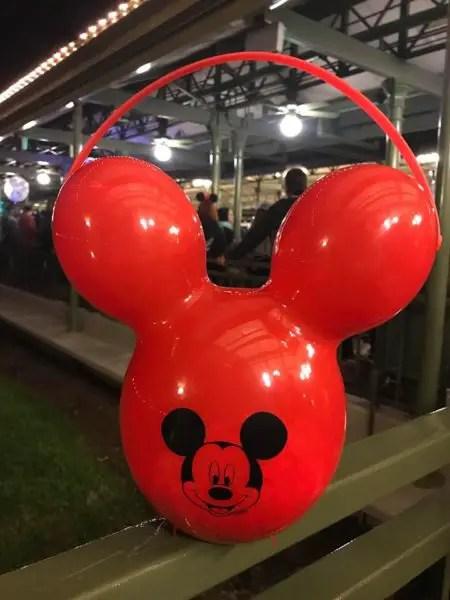 Mickey Balloon Popcorn Buckets Have Arrived at Disney World 1