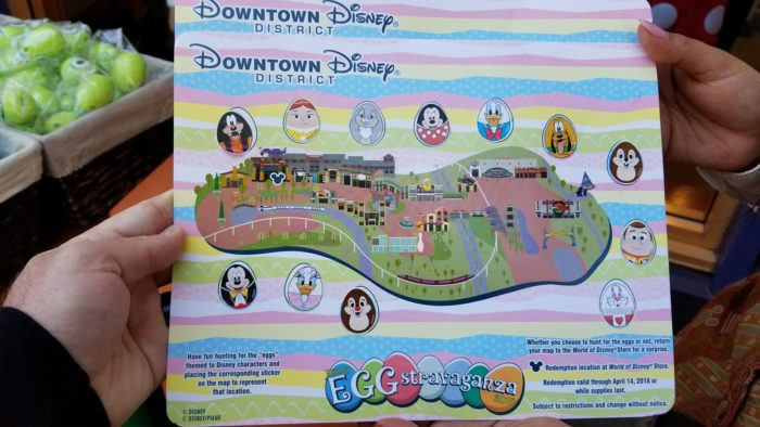 Downtown Disney District Eggstravaganza Returns for 2018! on