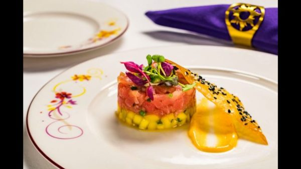PHOTOS: Rapunzel's Royal Table Serves Up Delicious Dishes Aboard The Disney Magic 5