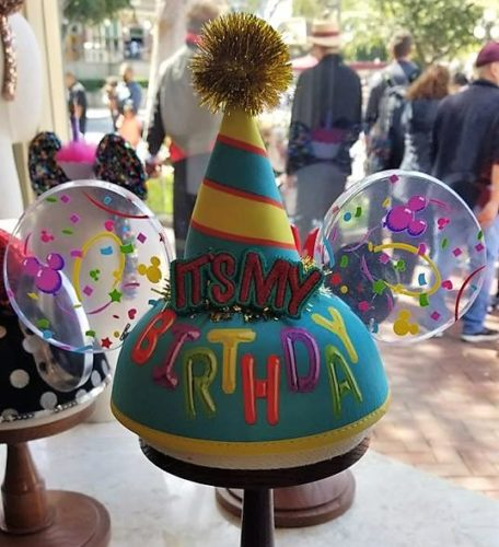 Celebrate Your Special Day with new Happy Birthday Disney Ears 1