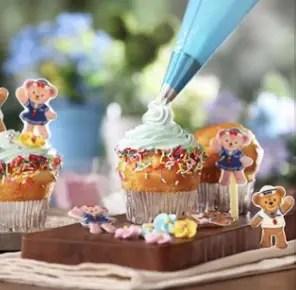 New Spring Inspired Foods at Hong Kong Disneyland 2
