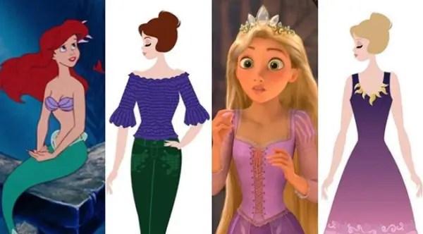 Her Universe Destination Disney collection
