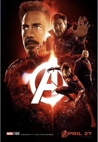 Check Out the New Character Group Posters Out Now For Avengers: INFINITY WAR 2