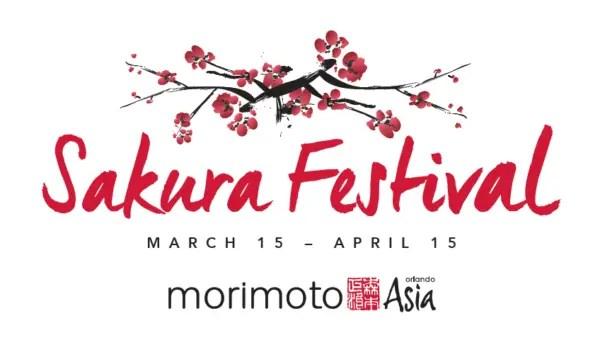 New Events at the Morimoto Asia Sakura Festival in Disney Springs! 1