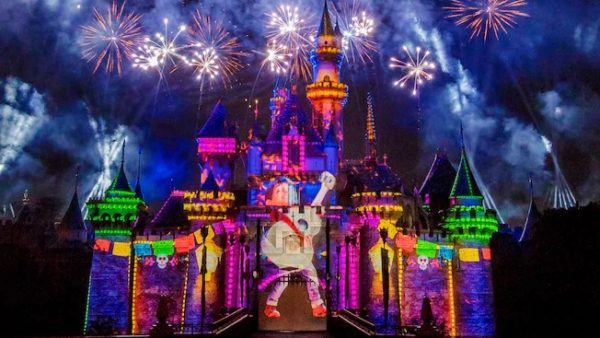 Get a Glimpse of Disneyland's Stunning New Together Forever Nighttime Spectacular Debuting April 13th 1
