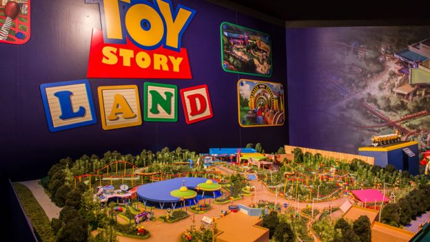 See Toy Story Land Come to Life With a Look Back at Images Released by Disney 4