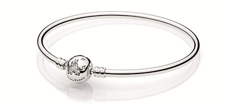83d18f5dc Bangle lovers will love the new Disney bangle! It has a similar Castle  clasp as the original bracelet, but in bangle form! Other Pandora Spring  2018 charms ...