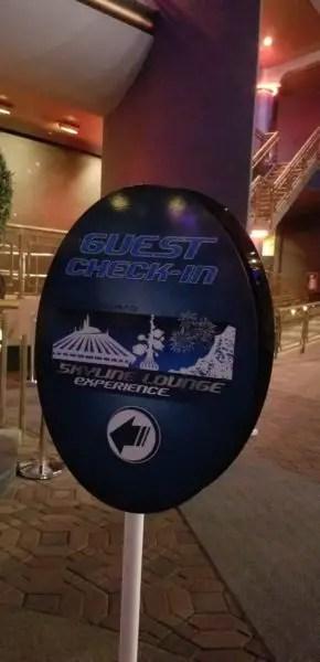 Tomorrowland Skyline Lounge Experience