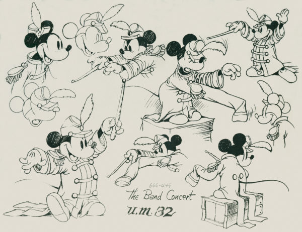 The Walt Disney Museum Is Opening A New Exhibit: Walt Disney's Nine Old Men: Masters of Animation 6