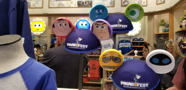 Knick's Knacks Store Opens with Brand New Pixar Merchandise 3