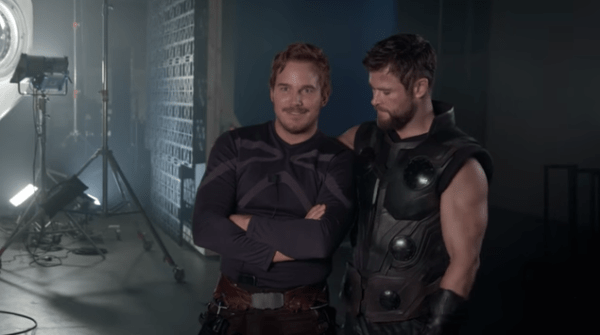 Marvel Family featurette