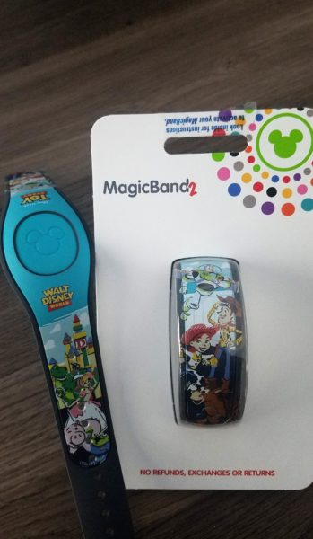 Toy Story MagicBand