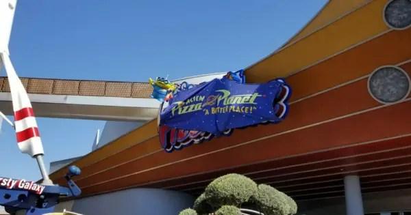 Alien Pizza Planet: A Better Place