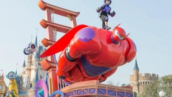 The 35th Anniversary Celebration of Tokyo Disney Resort's is Here 2