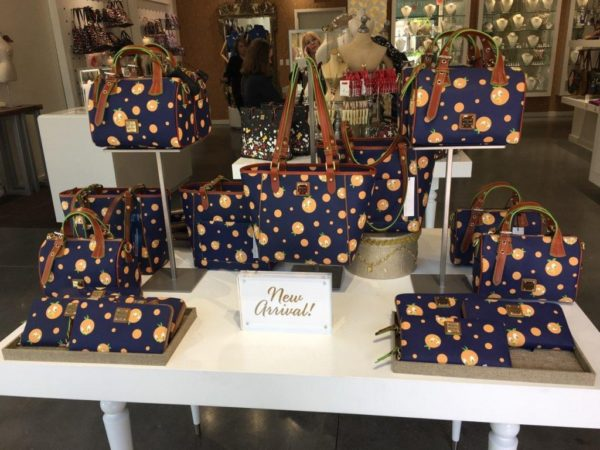 Orange Bird Dooney and Bourke Handbags