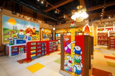 Colorful and Exciting New Toy Story Merchandise from Shanghai Disneyland 2