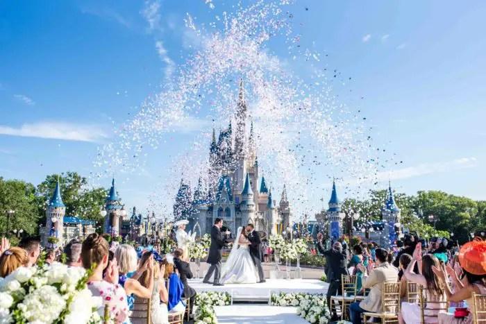 Royal Disney Wedding