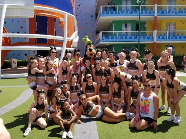 Summit Cheerleading Championship is Coming to Walt Disney World This Weekend
