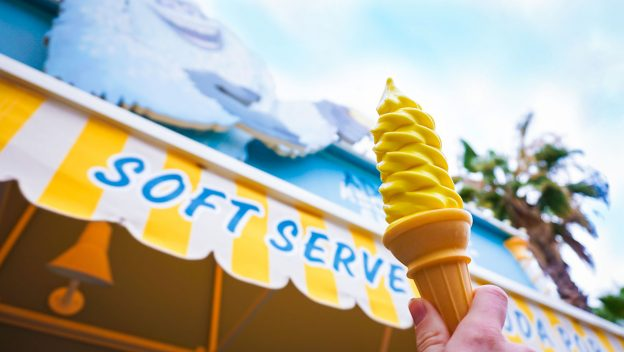 The New Adorable Snowman Frosted Treats at Pixar Pier Is Now Open 1