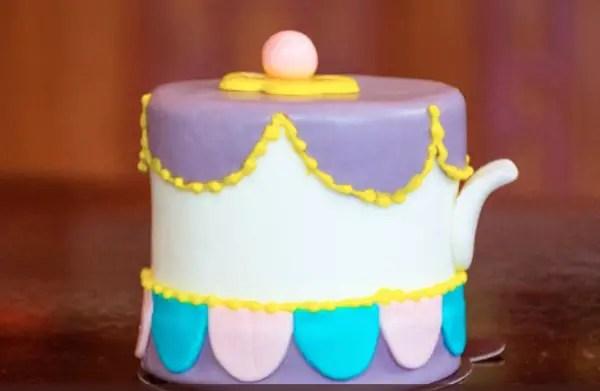 Amorette's Patisserie Mrs. Potts cake