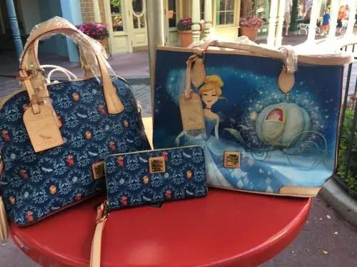 Brand New Cinderella Dooney and Bourke Collection! 1