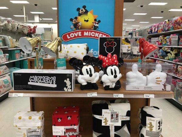 Love Mickey Home collection