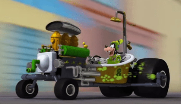 Roadster Goofy Will Be Joining Hollywood & Vine's Disney Junior Play 'n' Dine 1