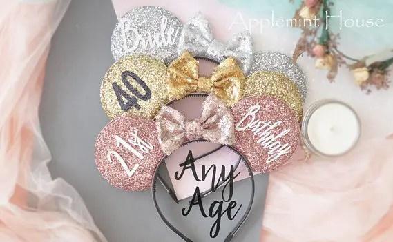 Celebration Minnie Mouse Ears
