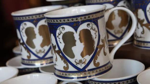 Royal Wedding Products