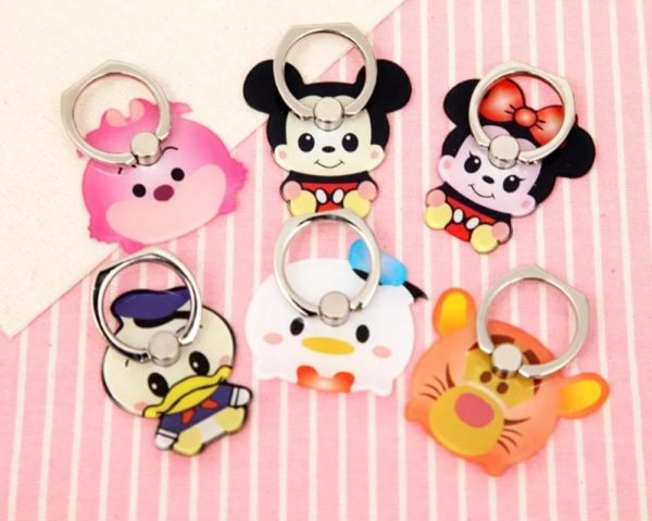 Disney Phone Ring Stands