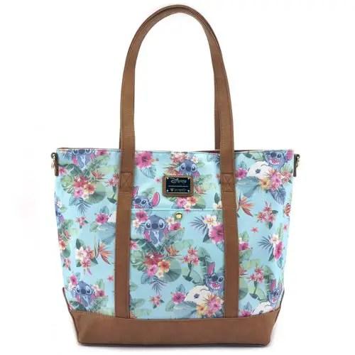 Loungefly Stitch Tote Bag