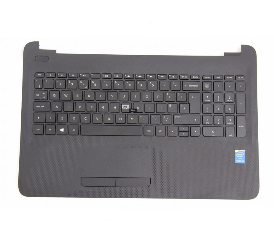Hp 15 Ac 15 Af Series Palmrest Touchpad Keyboard Top