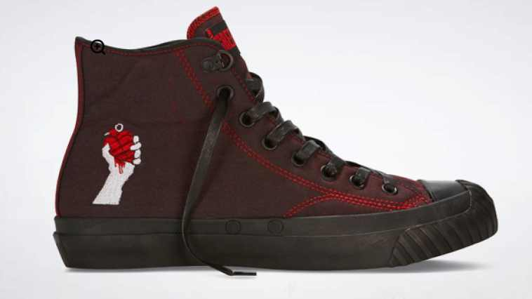 Green Day s American Idiot Earns Its Own Converse Sneaker – Chip ... e03077146
