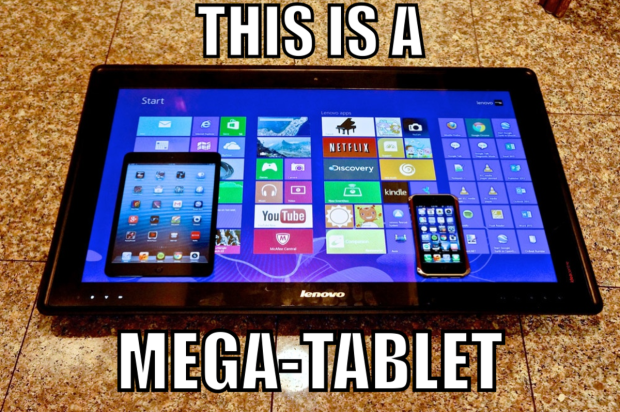 this is a megatablet