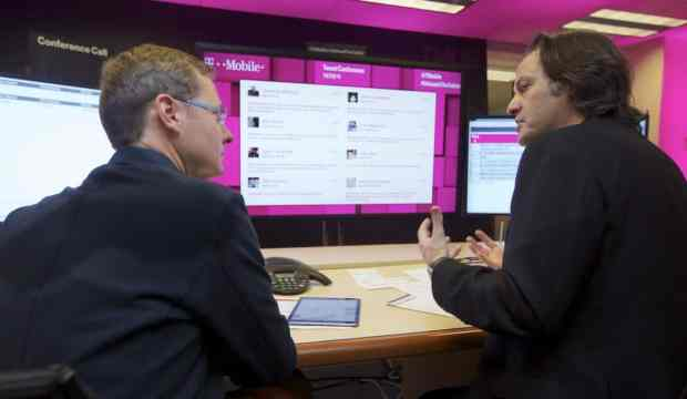 T-Mobile Unleashes Tablets at Tweet Conference