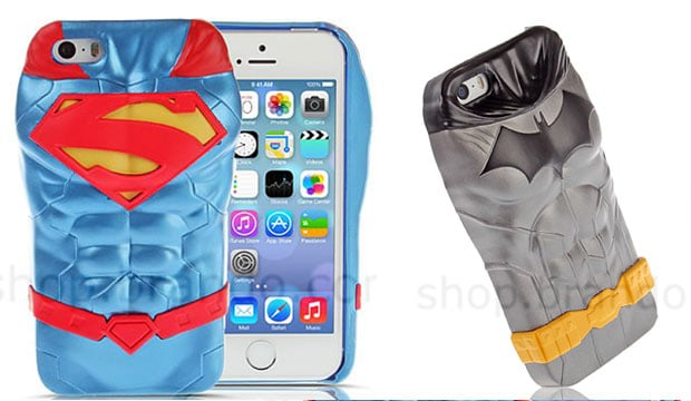 Superman-iPhone