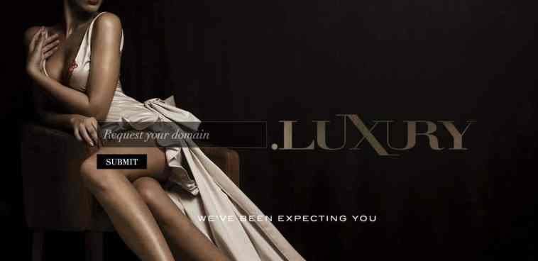 .Luxury Domain