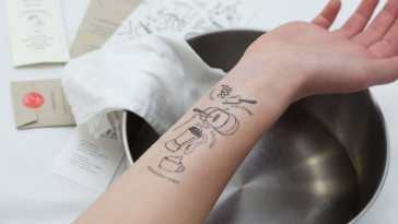 Recipe Tattoo