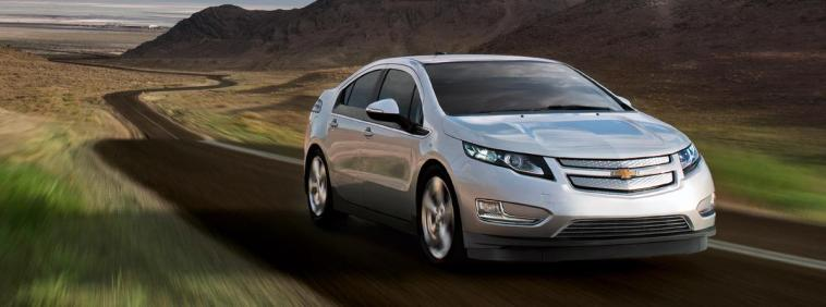 Chevy Volt Review Very Cool Tech Features And Areas For