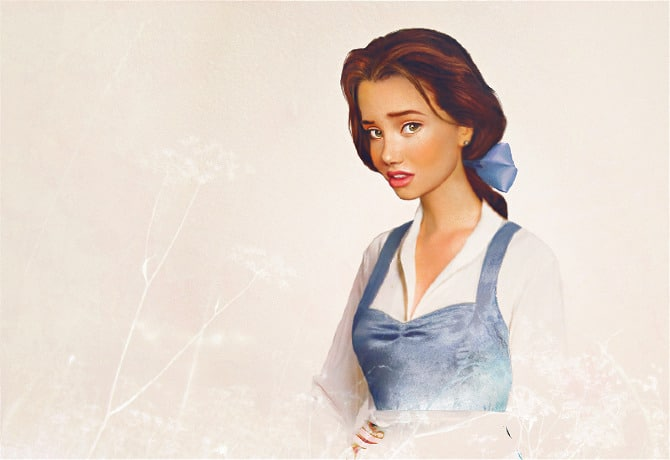 How 18 Disney Princesses Would Look In Real Life Chip Chick
