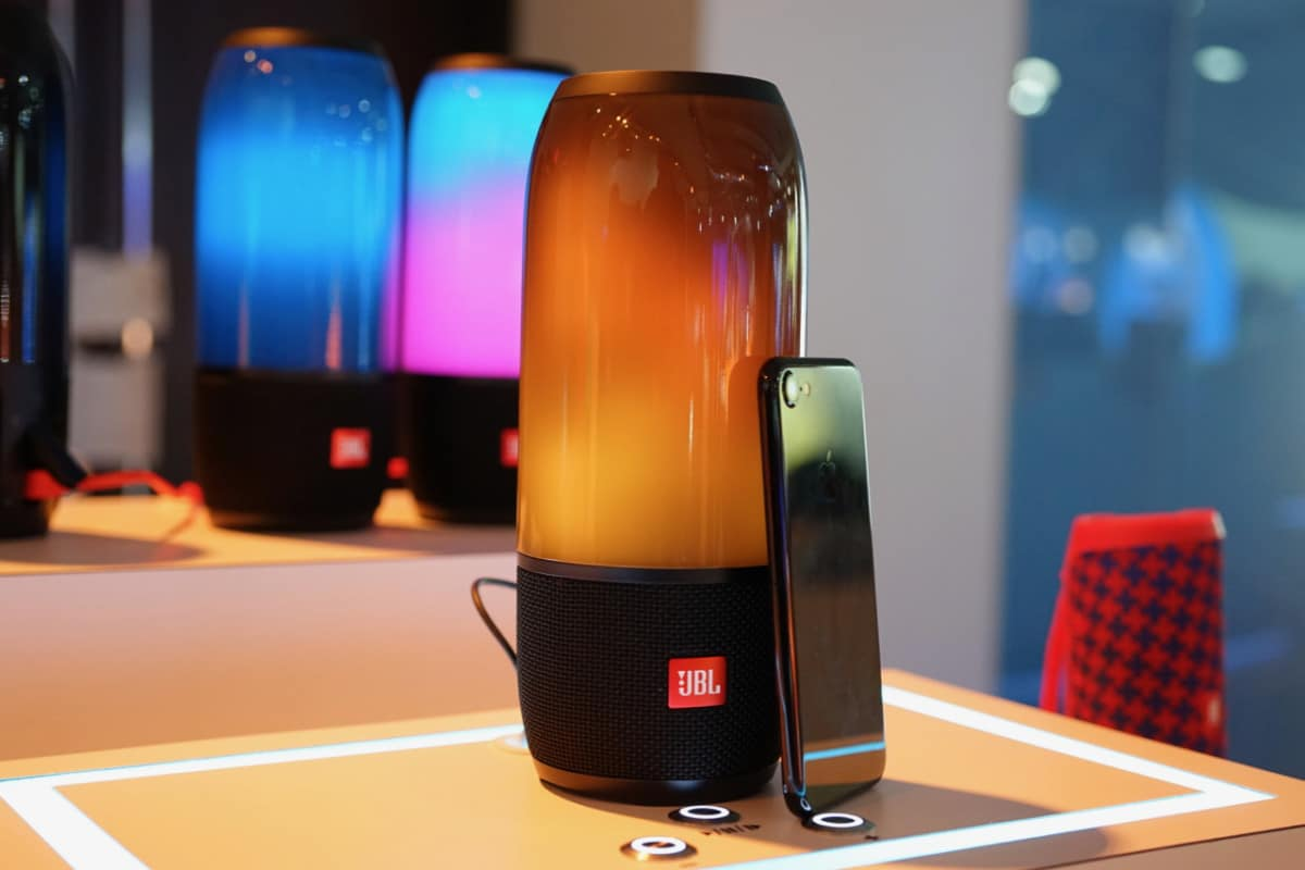 Trip the Light Fantastic with the JBL Pulse 3 Pulsating ...