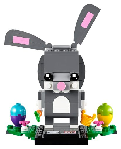 Help the easter bunny out the best legos to put in your childs hunt for eggs with this fun lego brickheadz easter bunny construction character check out its cute cheeks and enormous movable ears negle Choice Image