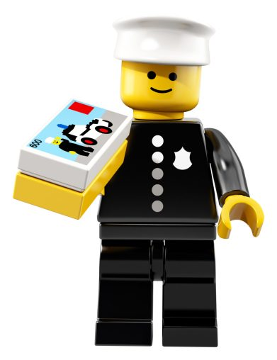 Here Are All The 40th Anniversary Lego Minifigures Being