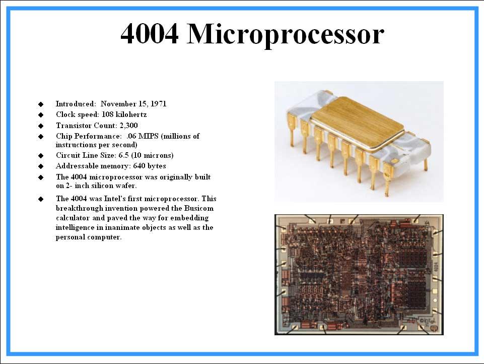 Inside Pentium Pro Intel