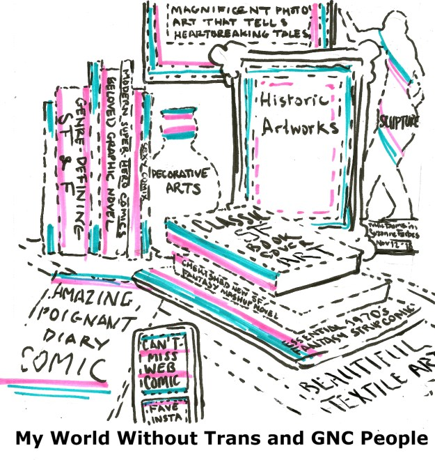 My World Without Trans People by Suzanne Forbes Nov 12 2018 Public Domain