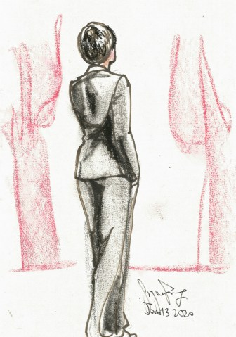 Mama Ulita at Dr Sketchys Berlin by Suzanne Forbes Jan 15 2020 back view