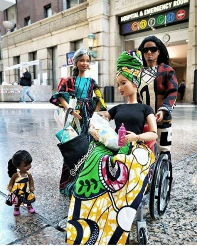 Dollicious life Hameed family leaving hospital